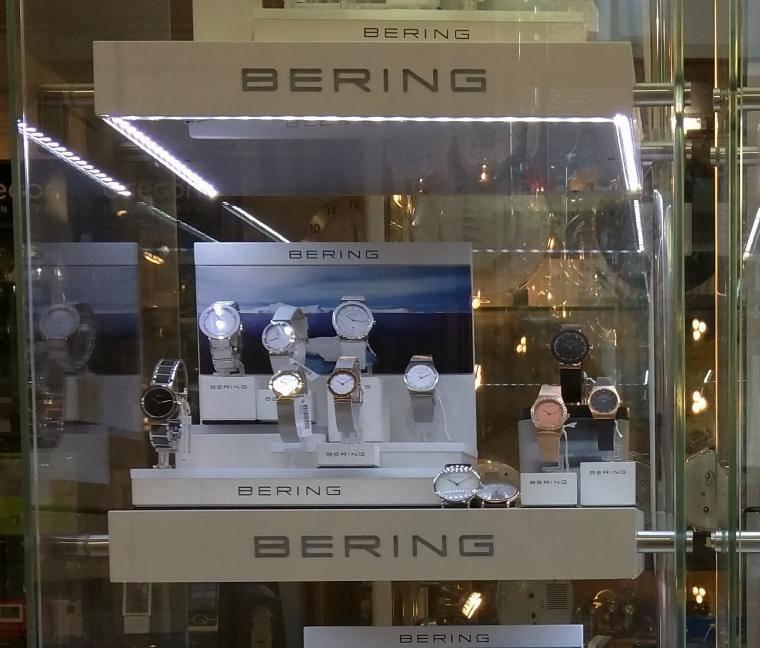 Uurwerk- en Meteospecialist Vlasma bering-horloges