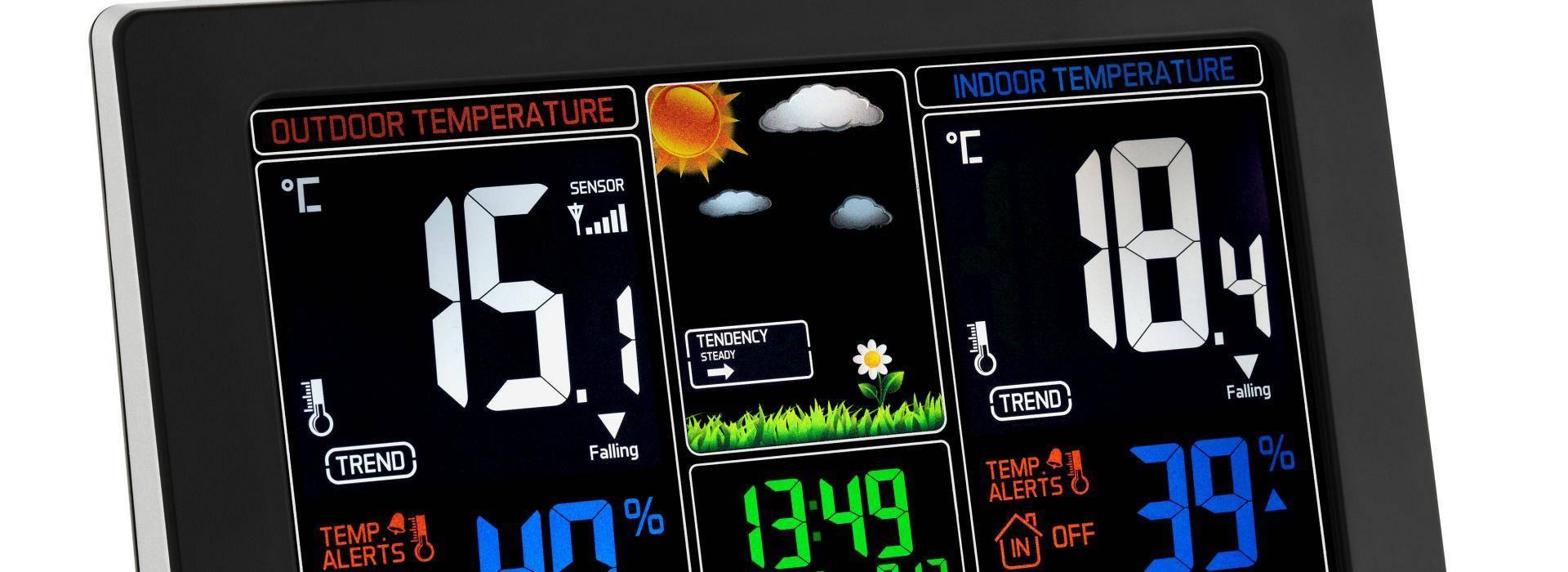 Uurwerk- en Meteospecialist Vlasma weerstation-slider